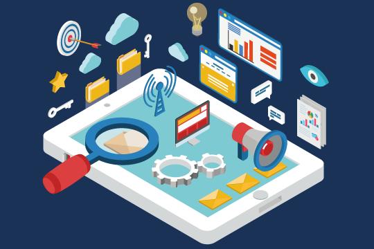 Dienstleistung - Suchmaschinenoptimierung