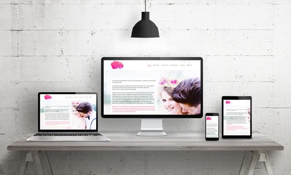 Wordpress Webdesign Referenz