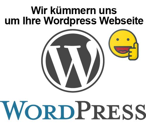 Wordpress Pflege
