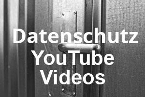 DSGVO YouTube Videos einbauen