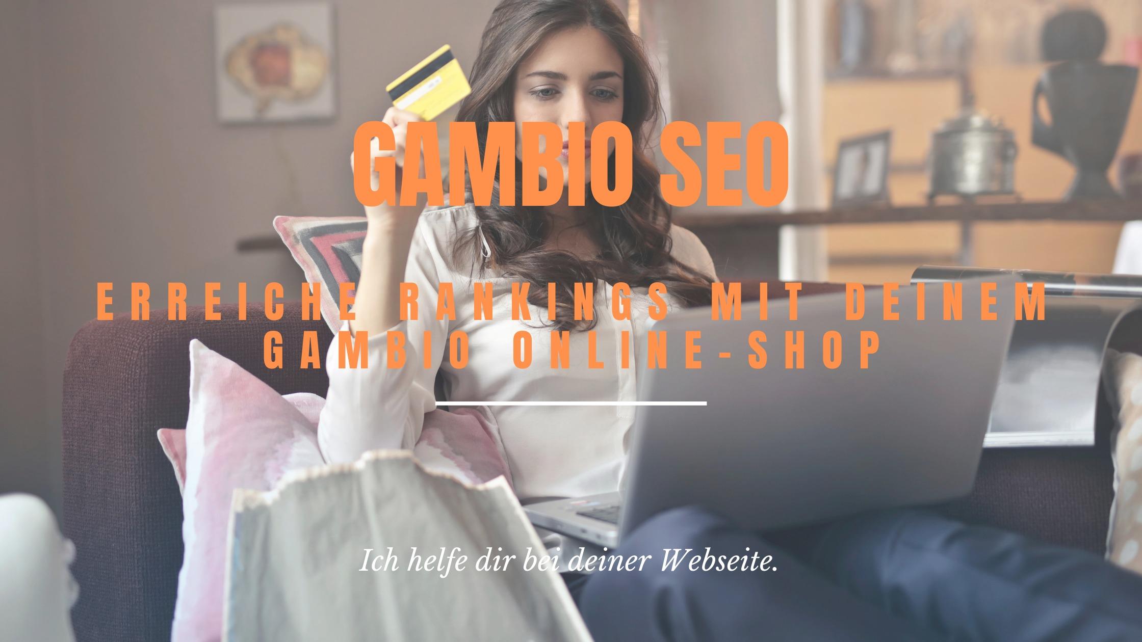 Gambio SEO
