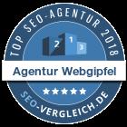 Seo Vergleich Siegel - Internetagentur Webgipfel