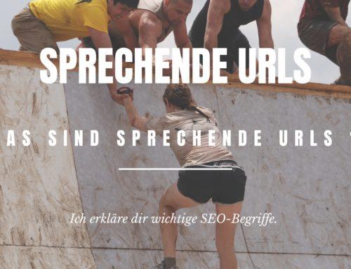 Sprechende URLs