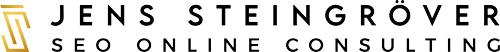 Jens Steingröver SEO Online Consulting Logo